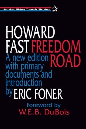 Freedom Road: 1st Edition (Paperback) book cover