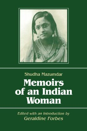 Memoirs of an Indian Woman: 1st Edition (Paperback) book cover
