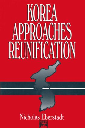 Korea Approaches Reunification: 1st Edition (Paperback) book cover