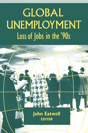 Coping with Global Unemployment: Putting People Back to Work, 1st Edition (Hardback) book cover