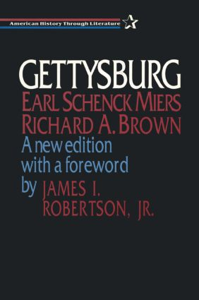 Gettysburg: 1st Edition (Paperback) book cover