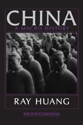 China: A Macro History, 2nd Edition (Paperback) book cover