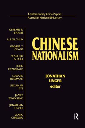 Chinese Nationalism: 1st Edition (Paperback) book cover