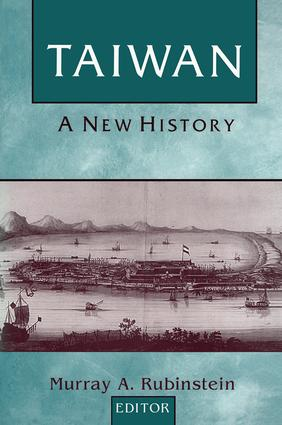 Taiwan: A New History: A New History, 3rd Edition (Paperback) book cover
