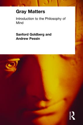 Gray Matters: Introduction to the Philosophy of Mind: Introduction to the Philosophy of Mind, 1st Edition (Hardback) book cover