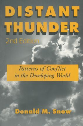 Distant Thunder: 2nd Edition (Paperback) book cover