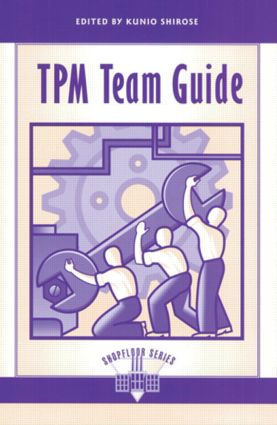 TPM Team Guide: 1st Edition (Paperback) book cover