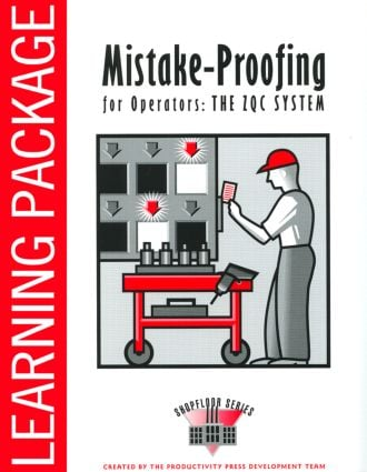 Mistake-Proofing for Operators Learning Package: 1st Edition (Pack) book cover