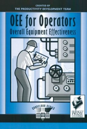 OEE for Operators: Overall Equipment Effectiveness book cover