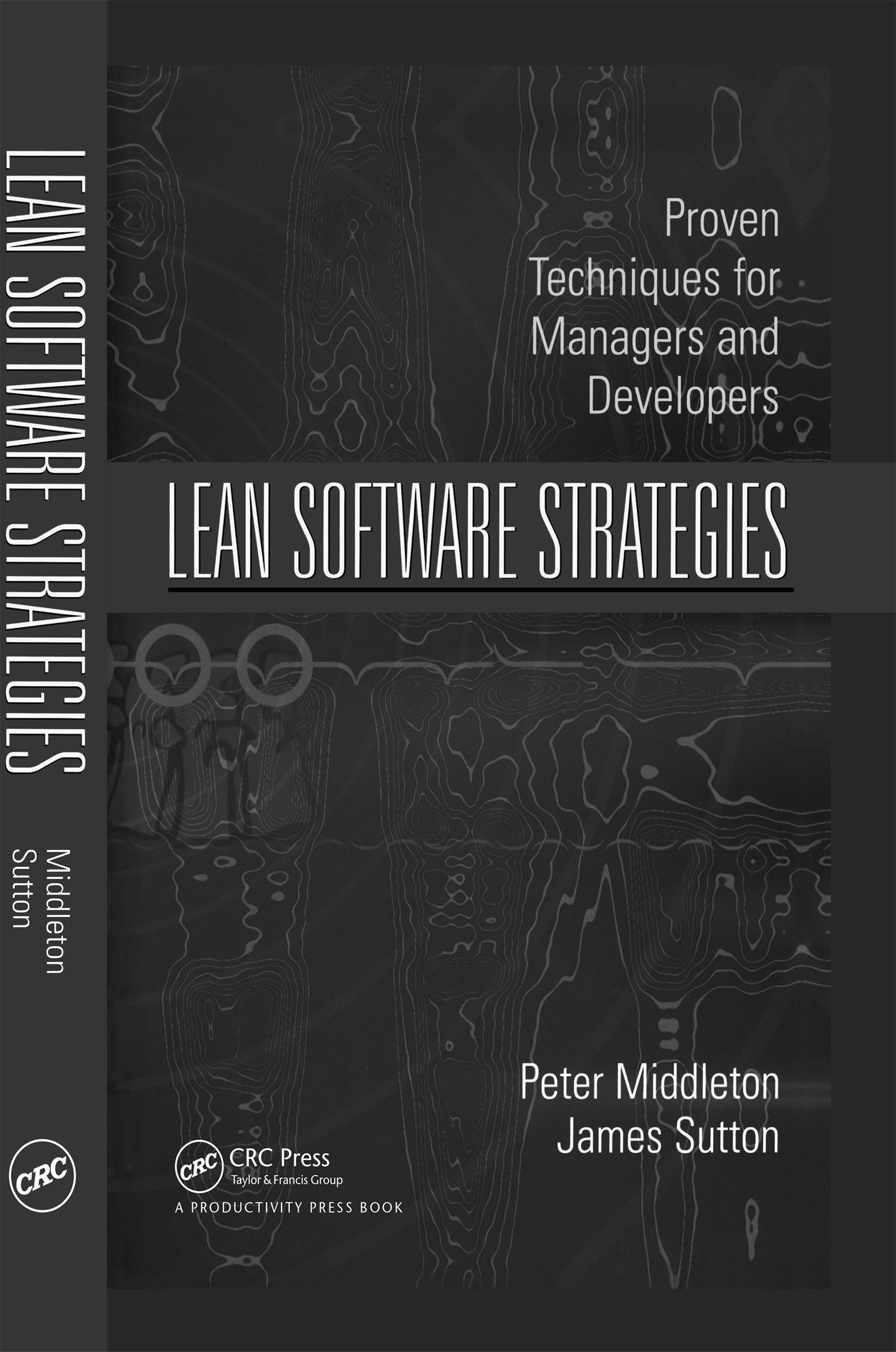 Lean Software Strategies: Proven Techniques for Managers and Developers, 1st Edition (Hardback) book cover