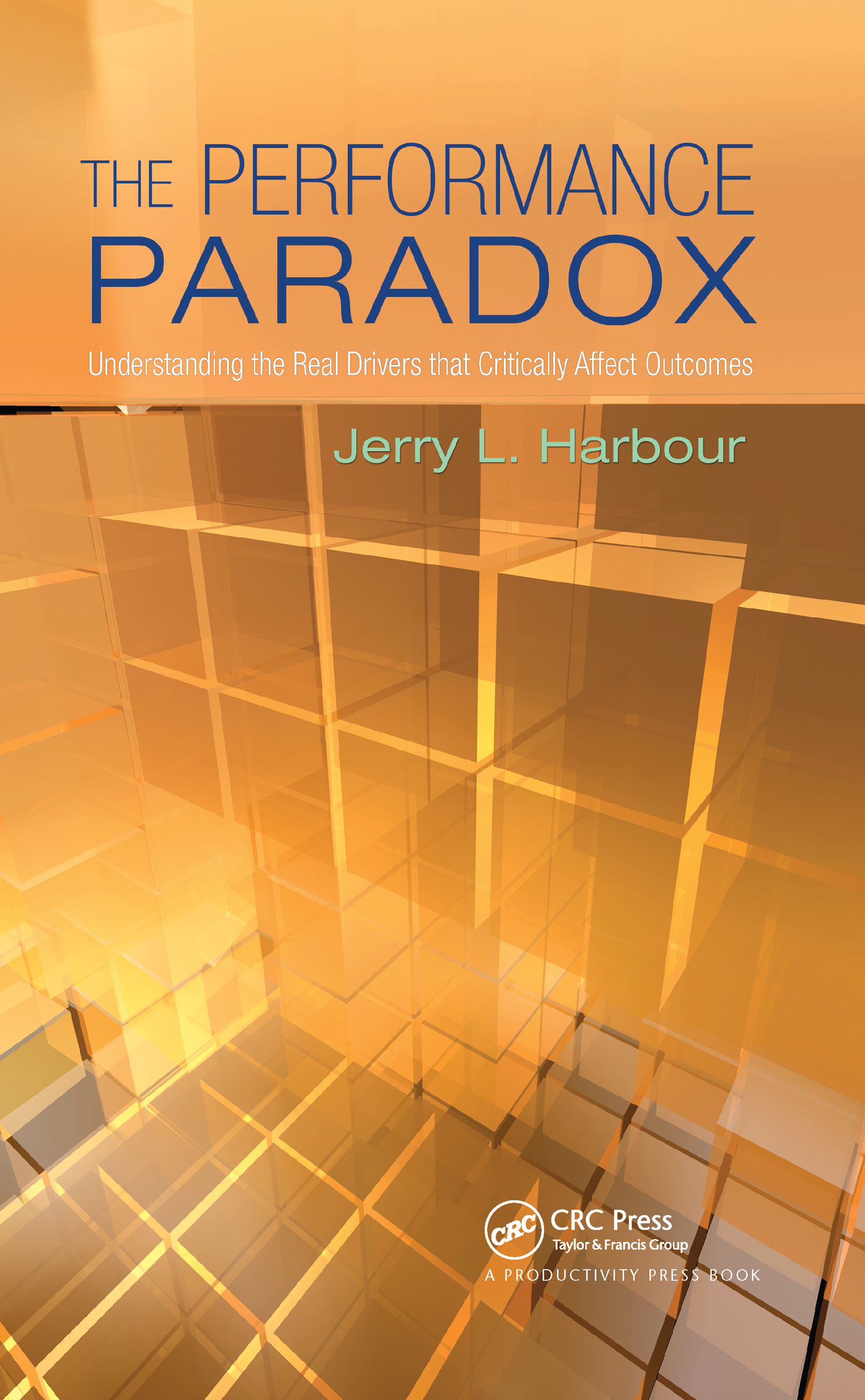 The Performance Paradox: Understanding the Real Drivers that Critically Affect Outcomes, 1st Edition (Hardback) book cover