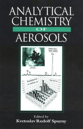 In Situ Chemical Analyses of Aerosol Particles by Raman Spectroscopy