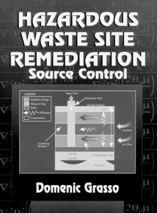 Hazardous Waste Site Remediation: 1st Edition (Hardback) book cover