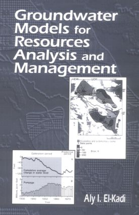 Groundwater Models for Resources Analysis and Management: 1st Edition (Hardback) book cover
