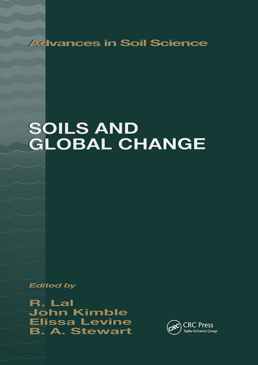 Soils and Global Change (Hardback) book cover