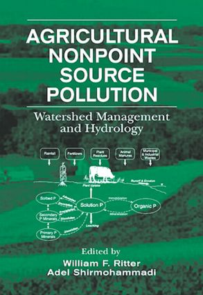 Agricultural Nonpoint Source Pollution: Watershed Management and Hydrology, 1st Edition (Hardback) book cover