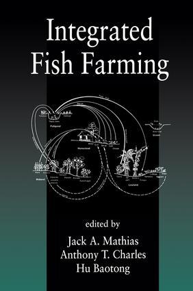 Integrated Fish Farming: 1st Edition (Hardback) book cover