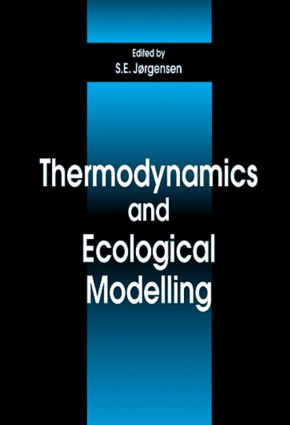 Thermodynamics and Ecological Modelling book cover