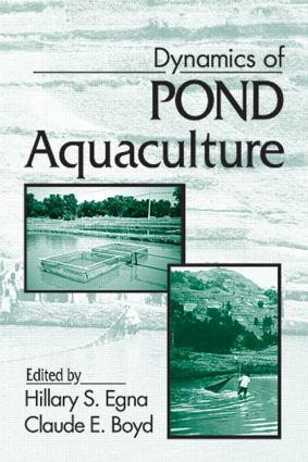 Dynamics of Pond Aquaculture: 1st Edition (Hardback) book cover