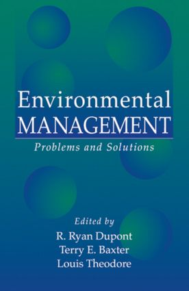 Environmental Management: Problems and Solutions, 1st Edition (Hardback) book cover
