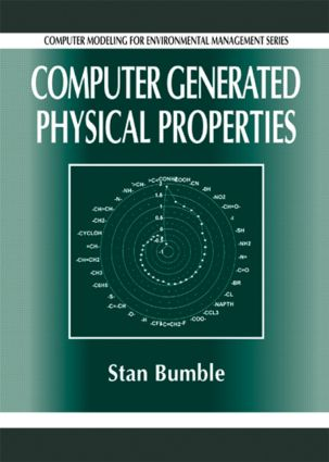 Computer Generated Physical Properties: 1st Edition (Hardback) book cover