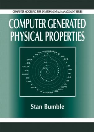 Computer Generated Physical Properties book cover