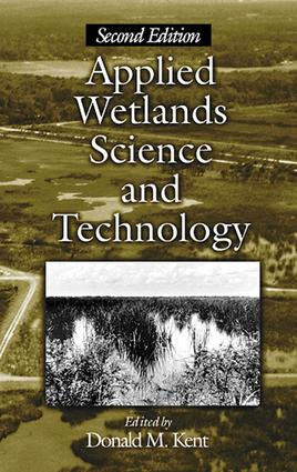 Applied Wetlands Science and Technology: 2nd Edition (Hardback) book cover