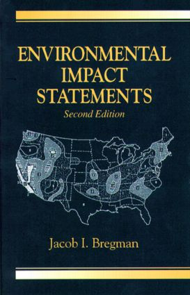 Environmental Impact Statements: 2nd Edition (Hardback) book cover