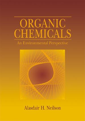 Organic Chemicals: An Environmental Perspective, 1st Edition (Hardback) book cover