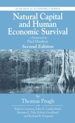 Natural Capital and Human Economic Survival, Second Edition: 2nd Edition (Hardback) book cover