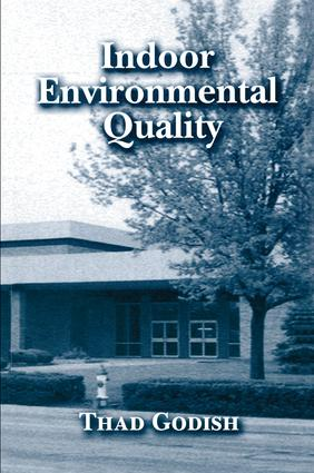 Indoor Environmental Quality: 1st Edition (Hardback) book cover