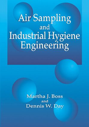 Air Sampling and Industrial Hygiene Engineering: 1st Edition (Hardback) book cover