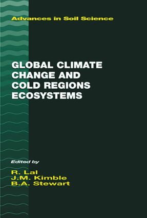 Global Climate Change and Cold Regions Ecosystems book cover