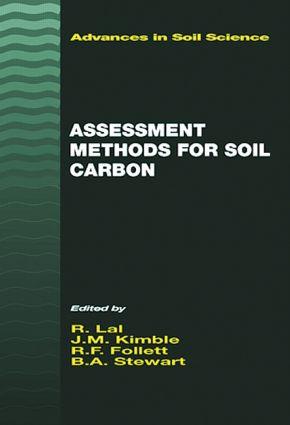 Assessment Methods for Soil Carbon (Hardback) book cover