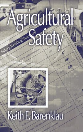 Agricultural Safety: 1st Edition (Hardback) book cover