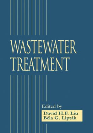 Wastewater Treatment: 1st Edition (Hardback) book cover