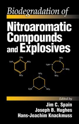 Biodegradation of Nitroaromatic Compounds and Explosives: 1st Edition (Hardback) book cover