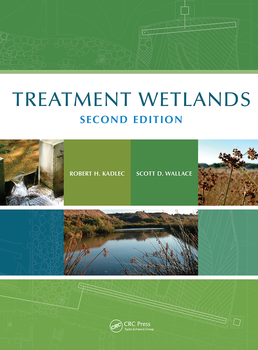 Treatment Wetlands: 2nd Edition (Hardback) book cover