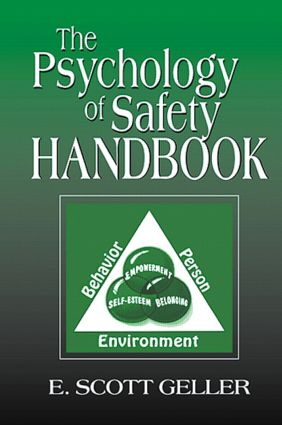 The Psychology of Safety Handbook: 2nd Edition (Hardback) book cover
