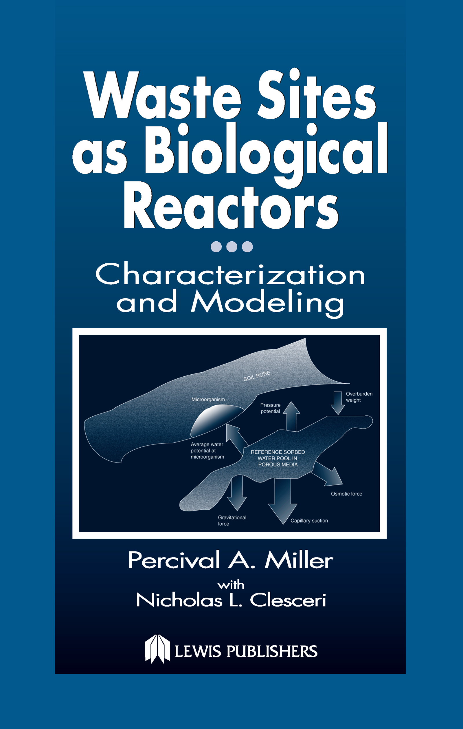 Waste Sites as Biological Reactors: Characterization and Modeling, 1st Edition (Hardback) book cover