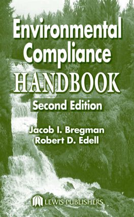 Environmental Compliance Handbook: 2nd Edition (Hardback) book cover