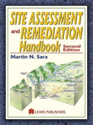 Site Assessment and Remediation Handbook: 2nd Edition (Hardback) book cover