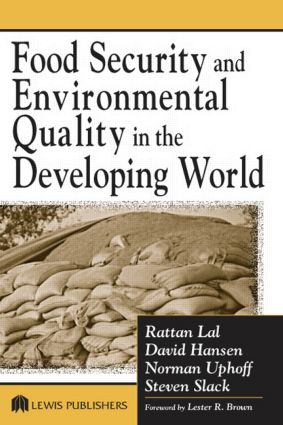 Food Security and Environmental Quality in the Developing World (Hardback) book cover