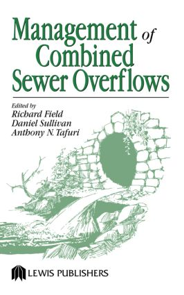 Management of Combined Sewer Overflows: 1st Edition (Hardback) book cover
