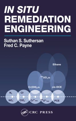 In Situ Remediation Engineering: 1st Edition (Hardback) book cover