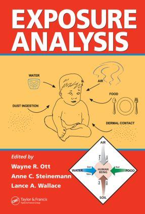 Exposure Analysis: 1st Edition (Hardback) book cover