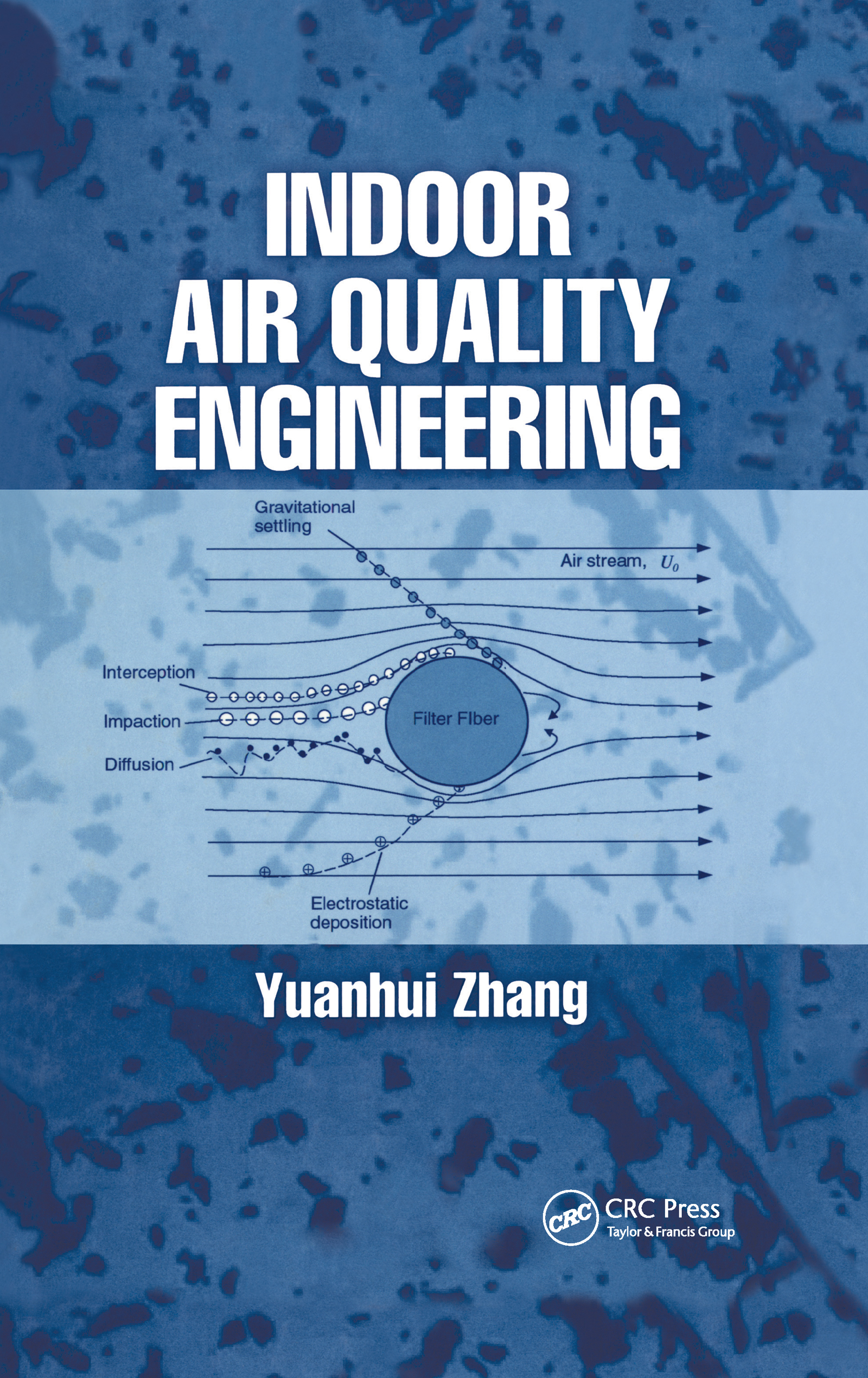 Indoor Air Quality Engineering: 1st Edition (Hardback) book cover