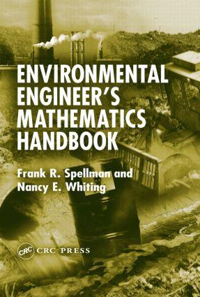 Environmental Engineer's Mathematics Handbook book cover