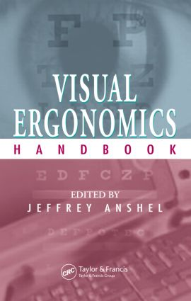 Visual Ergonomics Handbook: 1st Edition (Hardback) book cover