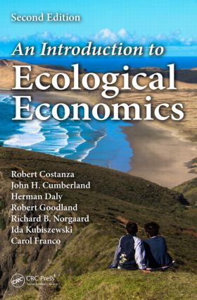 An Introduction to Ecological Economics, Second Edition: 2nd Edition (Hardback) book cover